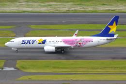 PASSENGERさんが、羽田空港で撮影したスカイマーク 737-86Nの航空フォト(写真)