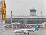 flytaka78さんが、ミュンヘン・フランツヨーゼフシュトラウス空港で撮影したエア・ドロミティ ERJ-190-200 LR (ERJ-195LR)の航空フォト(写真)