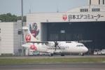 DONKEYさんが、鹿児島空港で撮影した日本エアコミューター ATR-42-600の航空フォト(写真)
