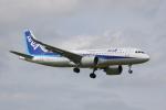 しかばねさんが、成田国際空港で撮影した全日空 A320-271Nの航空フォト(写真)