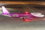 Wings Flapさんが、羽田空港で撮影したピーチ A320-214の航空フォト(写真)