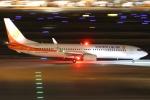 Wings Flapさんが、羽田空港で撮影した奥凱航空 737-9KF/ERの航空フォト(写真)