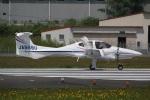 DONKEYさんが、鹿児島空港で撮影したジャパン・ジェネラル・アビエーション・サービス DA42 NG TwinStarの航空フォト(写真)