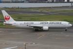 Wings Flapさんが、羽田空港で撮影した日本航空 767-346の航空フォト(写真)