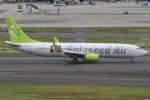Wings Flapさんが、羽田空港で撮影したソラシド エア 737-86Nの航空フォト(写真)