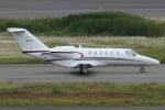 Wings Flapさんが、羽田空港で撮影した静岡エアコミュータ 525A Citation CJ2の航空フォト(写真)