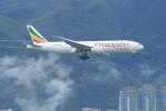 オポッサムさんが、香港国際空港で撮影したエチオピア航空 777-F60の航空フォト(写真)