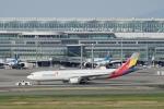 pringlesさんが、羽田空港で撮影したアシアナ航空 A330-323Xの航空フォト(写真)