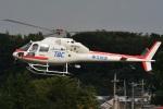 (`・ω・´)さんが、調布飛行場で撮影した東邦航空 AS355F2 Ecureuil 2の航空フォト(写真)
