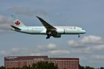 NIKKOREX Fさんが、成田国際空港で撮影したエア・カナダ 787-8 Dreamlinerの航空フォト(写真)