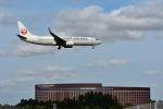 NIKKOREX Fさんが、成田国際空港で撮影した日本航空 737-846の航空フォト(写真)