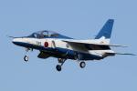 hantonovさんが、松島基地で撮影した航空自衛隊 T-4の航空フォト(写真)