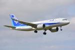 SKY☆101さんが、成田国際空港で撮影した全日空 A320-271Nの航空フォト(写真)