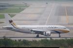 sky-spotterさんが、スワンナプーム国際空港で撮影したミャンマー国際航空 A319-111の航空フォト(写真)