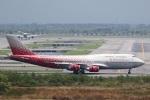 sky-spotterさんが、スワンナプーム国際空港で撮影したロシア航空 747-446の航空フォト(写真)