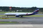 resocha747さんが、成田国際空港で撮影したアエロフロート・ロシア航空 A330-343Xの航空フォト(写真)