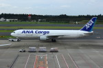 resocha747さんが、成田国際空港で撮影した全日空 767-381/ER(BCF)の航空フォト(写真)