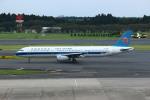 resocha747さんが、成田国際空港で撮影した中国南方航空 A321-231の航空フォト(写真)