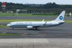 resocha747さんが、成田国際空港で撮影した厦門航空 737-86Nの航空フォト(写真)