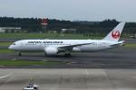resocha747さんが、成田国際空港で撮影した日本航空 787-8 Dreamlinerの航空フォト(写真)
