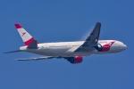 HISATAKUさんが、上海浦東国際空港で撮影したオーストリア航空 777-2B8/ERの航空フォト(写真)