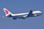 HISATAKUさんが、上海浦東国際空港で撮影した中国国際貨運航空 747-4FTF/SCDの航空フォト(写真)