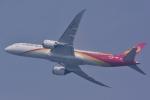 HISATAKUさんが、上海浦東国際空港で撮影した海南航空 787-9の航空フォト(写真)