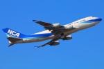Tomo_ritoguriさんが、成田国際空港で撮影した日本貨物航空 747-4KZF/SCDの航空フォト(写真)