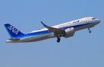 Tomo_ritoguriさんが、成田国際空港で撮影した全日空 A320-271Nの航空フォト(写真)