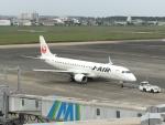 充雅さんが、宮崎空港で撮影したジェイ・エア ERJ-190-100(ERJ-190STD)の航空フォト(写真)
