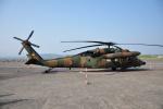ワイエスさんが、鹿屋航空基地で撮影した陸上自衛隊 UH-60JAの航空フォト(写真)