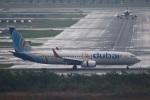 sky-spotterさんが、スワンナプーム国際空港で撮影したフライドバイ 737-8KNの航空フォト(写真)