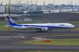 Semirapidさんが、羽田空港で撮影した全日空 777-381の航空フォト(写真)