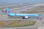 amagoさんが、関西国際空港で撮影した大韓航空 737-8Q8の航空フォト(写真)
