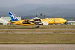チャッピー・シミズさんが、小松空港で撮影した全日空 777-281/ERの航空フォト(写真)