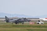 ばとさんが、岩国空港で撮影したアメリカ海兵隊 AV-8B Harrier IIの航空フォト(写真)