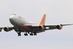 多楽さんが、成田国際空港で撮影したセンチュリオン・エアカーゴ 747-428F/ER/SCDの航空フォト(写真)