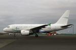 スポット110さんが、羽田空港で撮影したGCLポリー・エナジー・ホールディングス A318-112 CJ Eliteの航空フォト(写真)