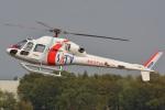 (`・ω・´)さんが、調布飛行場で撮影した東邦航空 AS355Nの航空フォト(写真)
