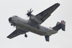 nobu_32さんが、厚木飛行場で撮影したアメリカ海軍 C-2 Greyhoundの航空フォト(写真)