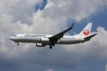 MOHICANさんが、福岡空港で撮影したJALエクスプレス 737-846の航空フォト(写真)
