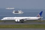B747‐400さんが、羽田空港で撮影したユナイテッド航空 787-9の航空フォト(写真)