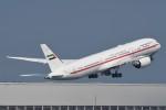 B747‐400さんが、羽田空港で撮影したアミリ フライト 787-9の航空フォト(写真)