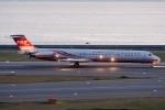 Ariesさんが、中部国際空港で撮影した遠東航空 MD-82 (DC-9-82)の航空フォト(写真)