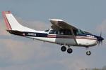 (`・ω・´)さんが、調布飛行場で撮影した水産航空 U206G Stationair 6 IIの航空フォト(写真)