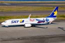 Ariesさんが、中部国際空港で撮影したスカイマーク 737-86Nの航空フォト(写真)