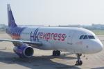 JA8037さんが、寧波櫟社国際空港で撮影した香港エクスプレス A320-232の航空フォト(写真)