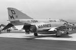 チャーリーマイクさんが、岩国空港で撮影したアメリカ海兵隊 F-4J Phantom IIの航空フォト(写真)