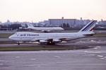 Gambardierさんが、伊丹空港で撮影したエールフランス航空 747-228BMの航空フォト(写真)