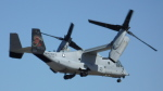 SVMさんが、岩国空港で撮影したアメリカ海兵隊 MV-22Bの航空フォト(写真)
